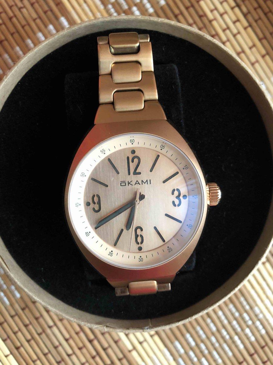 Часы фирма OKAMI