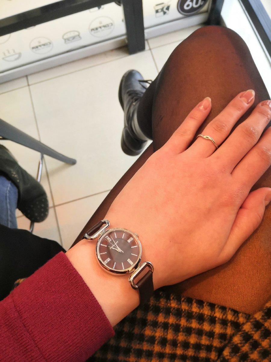 Стильные и недорогие часы на повседневку!