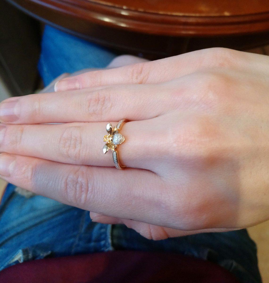 Влюблена в это кольцо