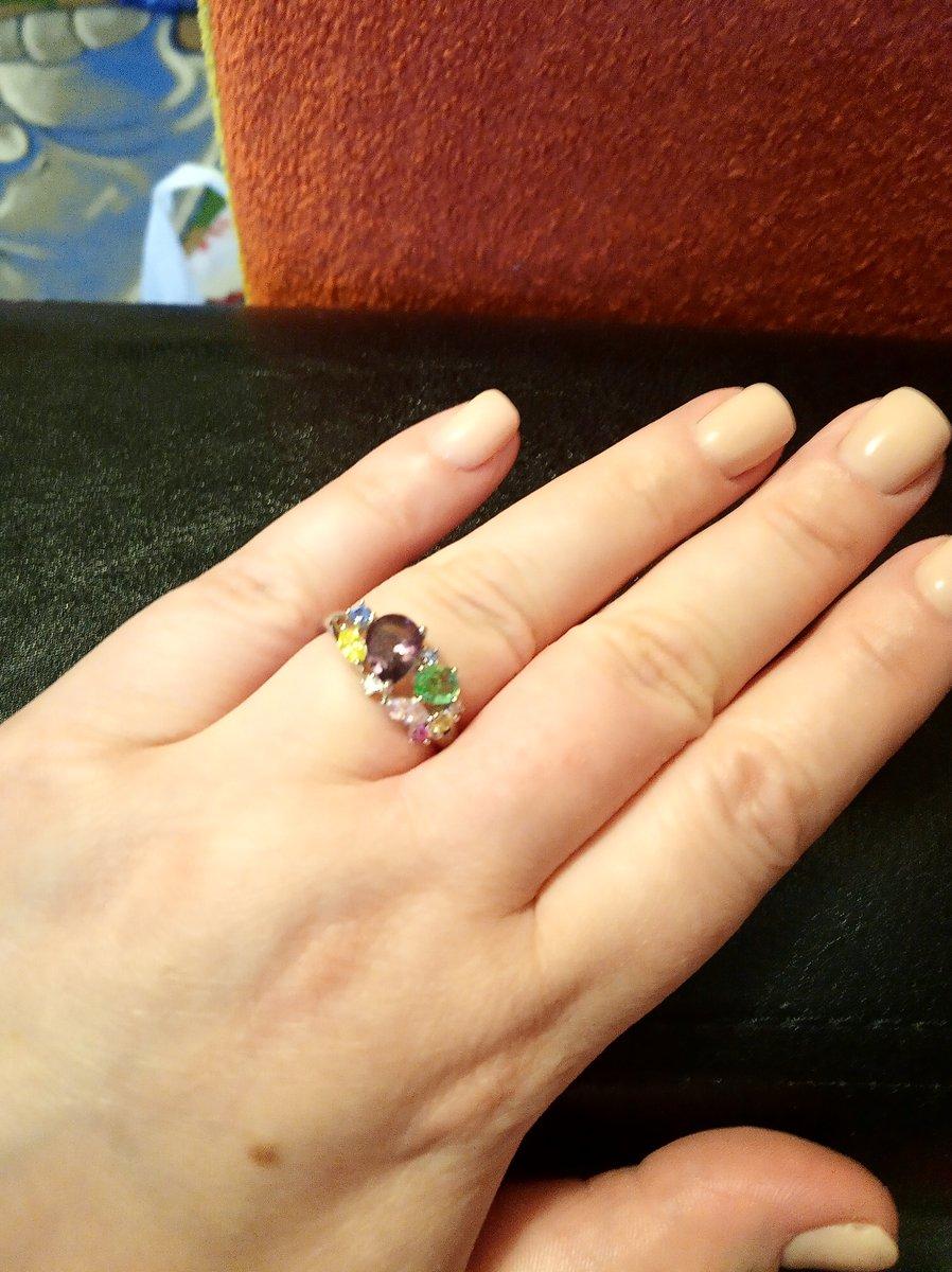 Кольцо, создающее весеннее настроение!!!
