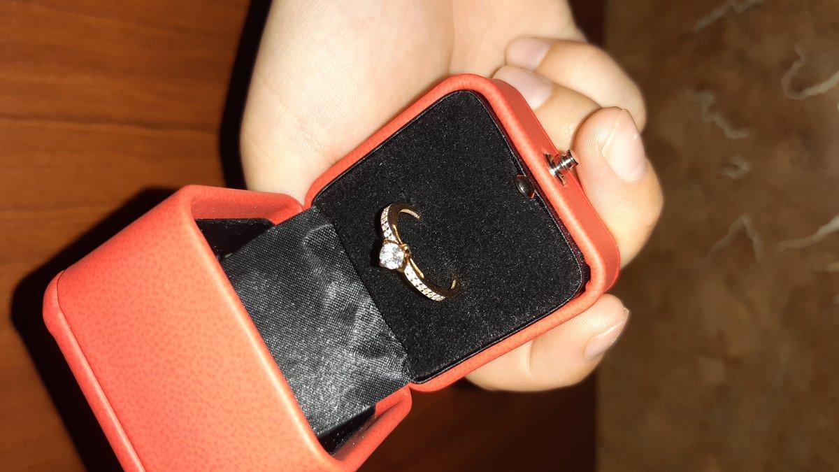 Золотое кольцо с фанатами