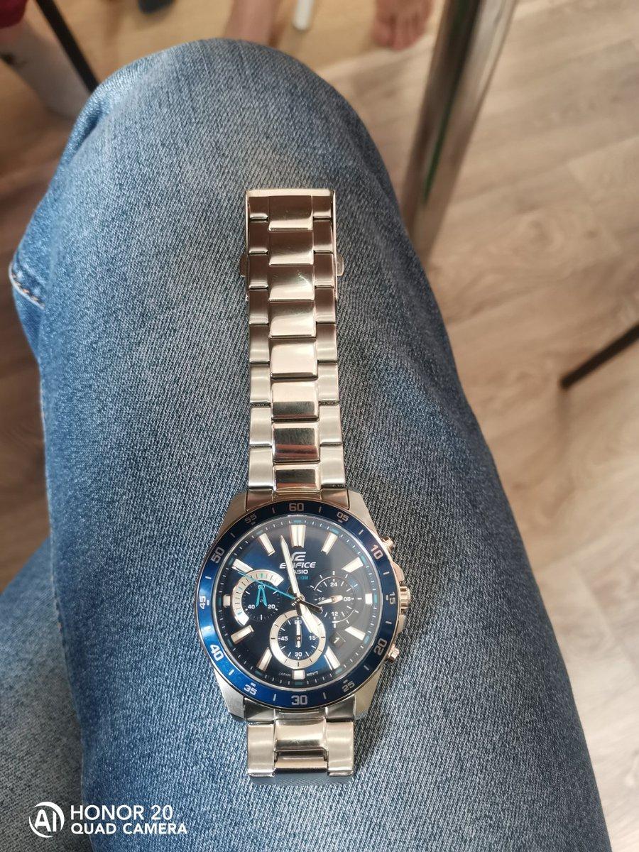 Часы идеальные.