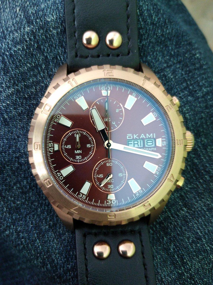 Часы хронометр