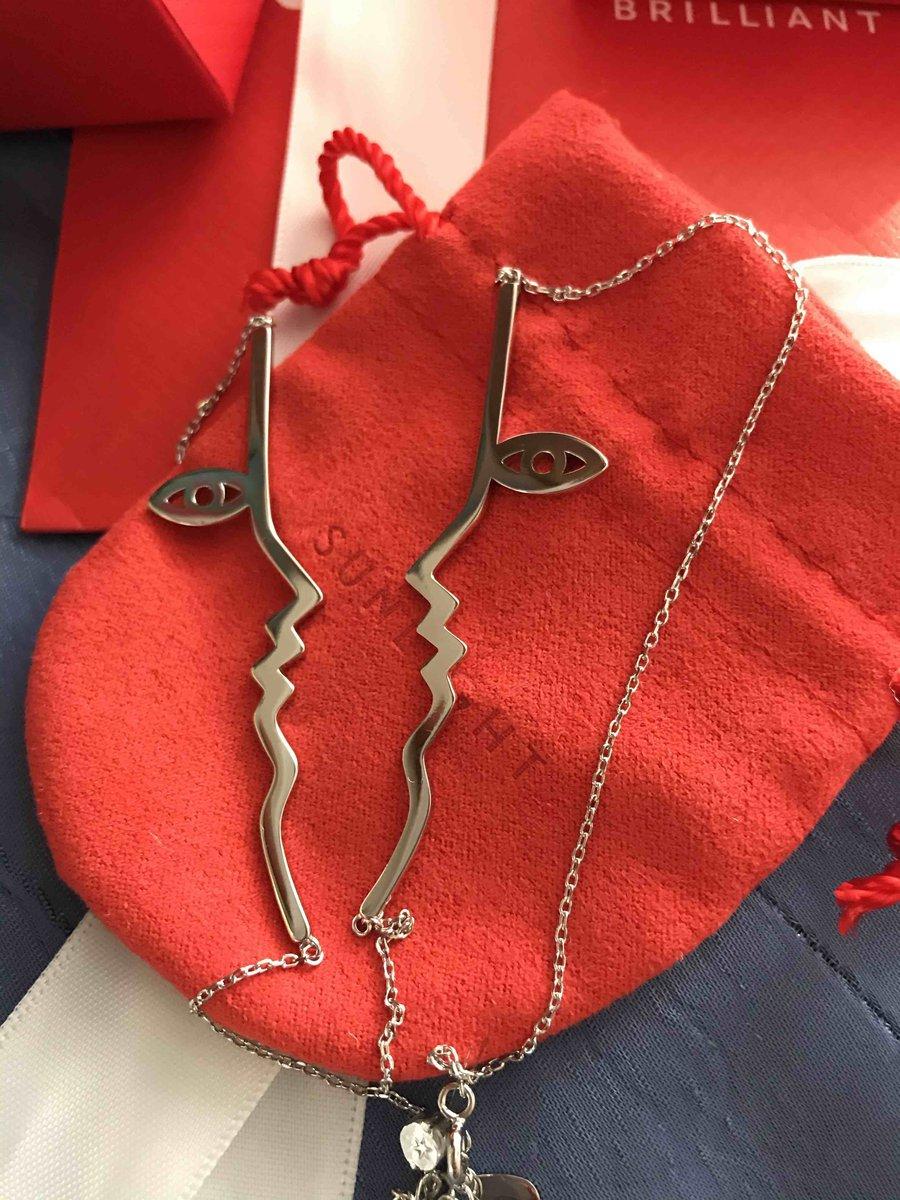 Серебряное шейные украшения