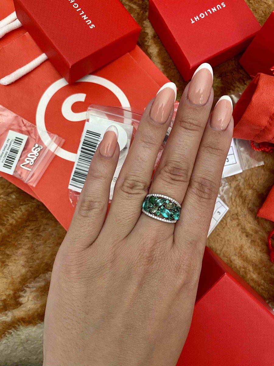 Весеннее кольцо