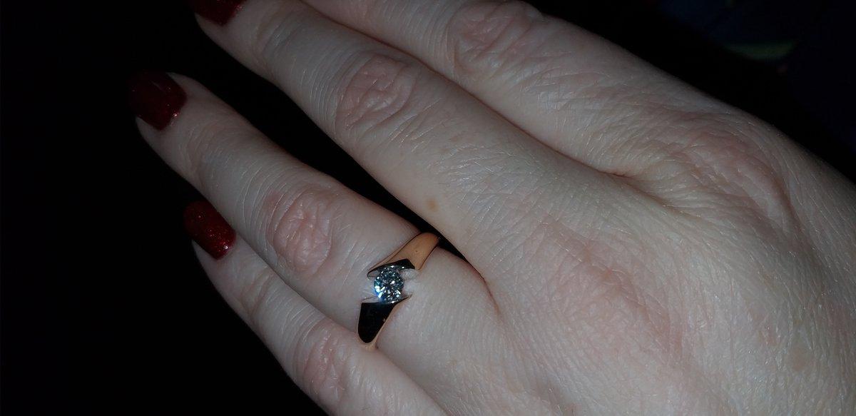 Кольцо восхитительно!