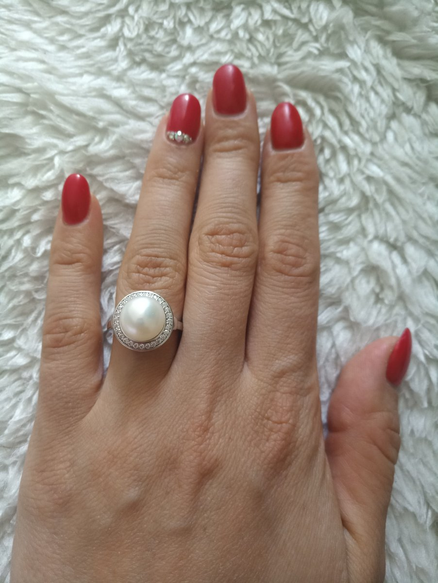Очень милое кольцо