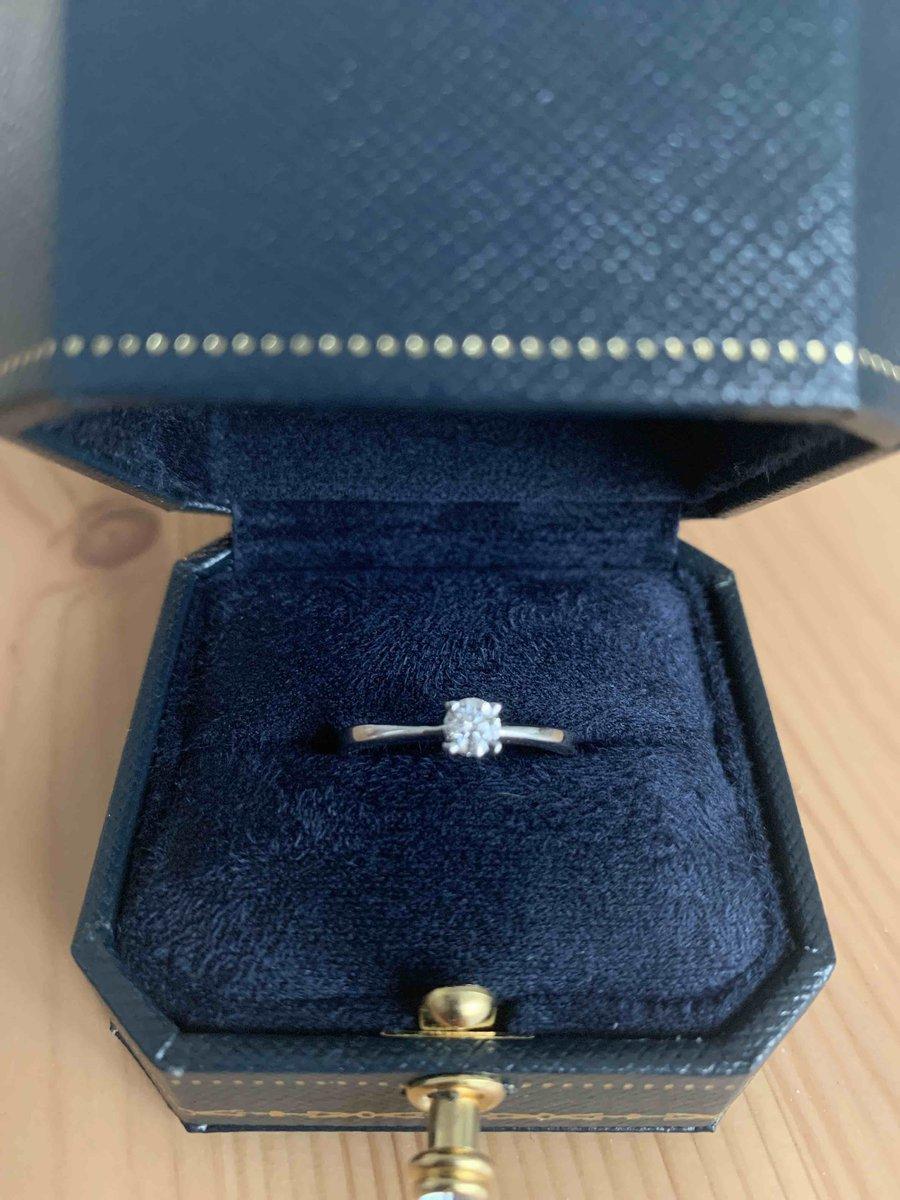 Волшебное кольцо для помолвки ⭐️