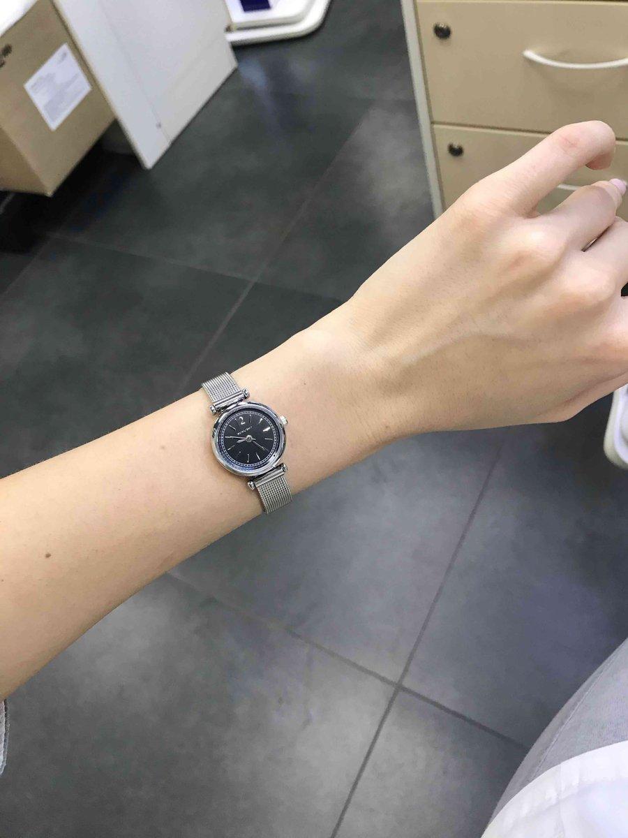 Маленькие, аккуратные часы
