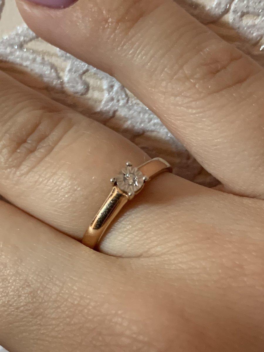 Шикарное кольцо за адекватные дегьги
