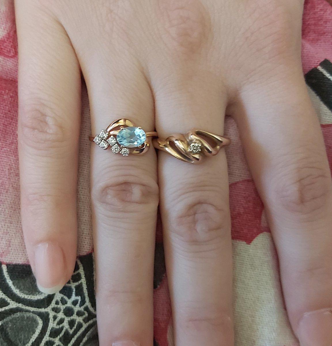 Золотое кольцо очень клевое!