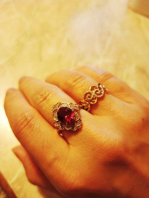 Царский перстень!