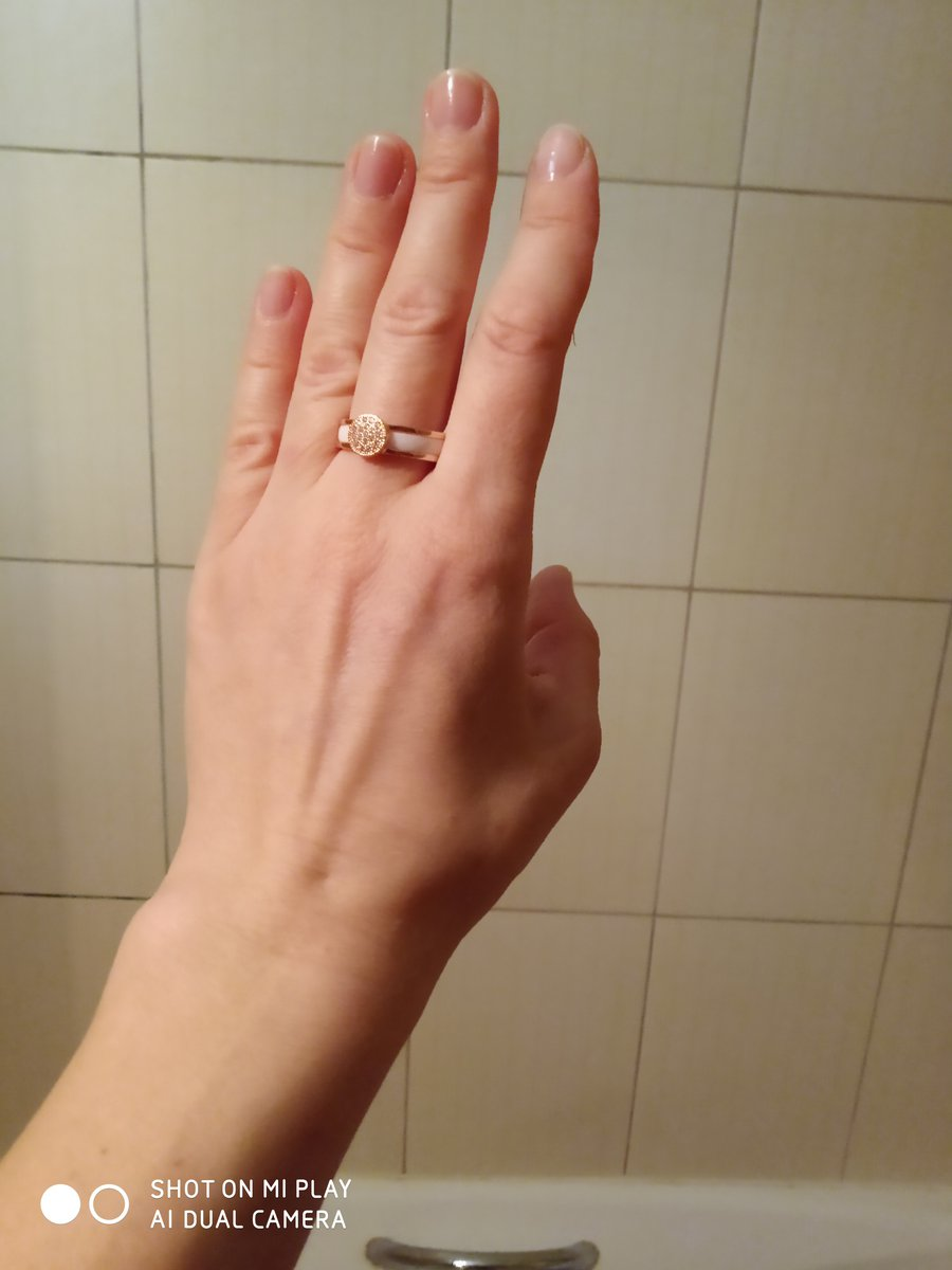 Солнышко на руке