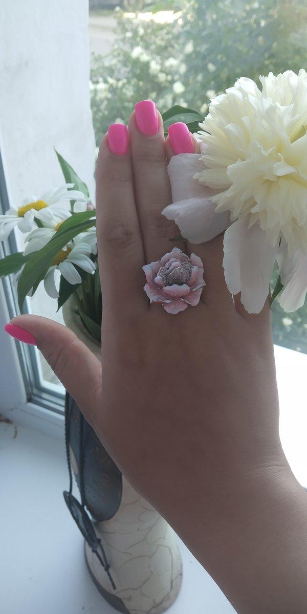 Кольцо великолепное!
