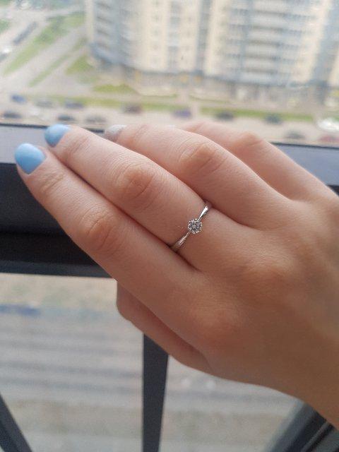 Красиво кольцо, ожидания были оправданы