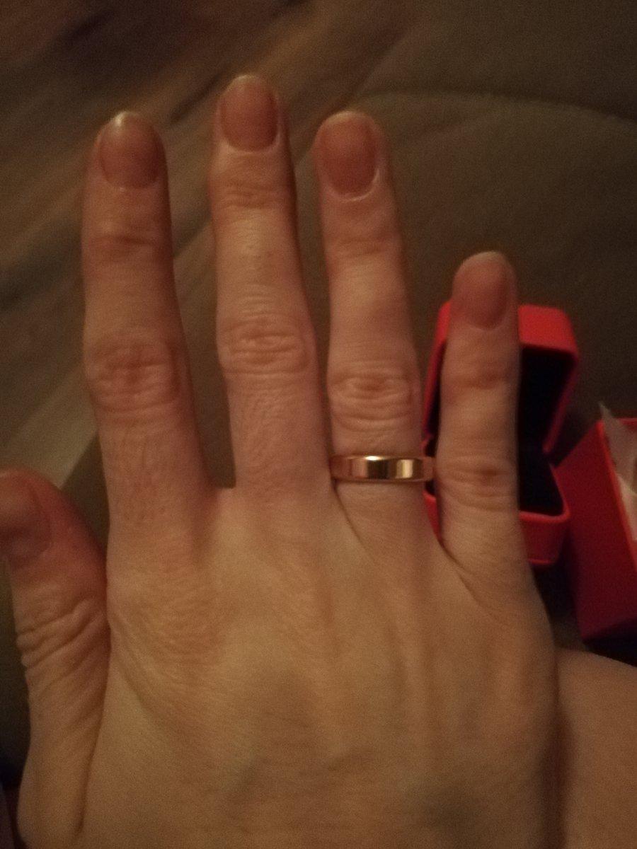 Обручальные кольцо