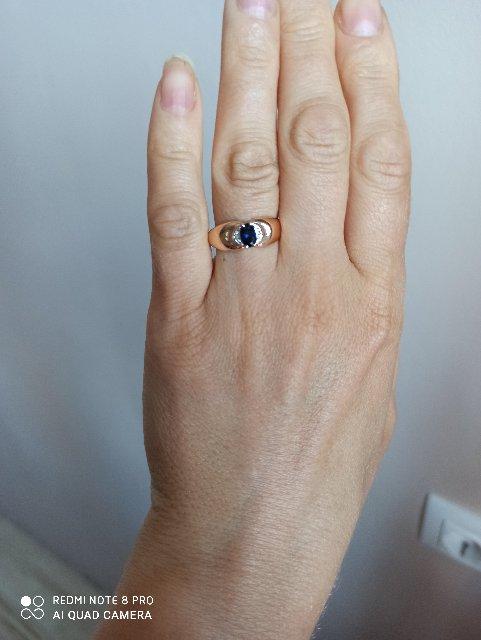 Кольцо для мамы!