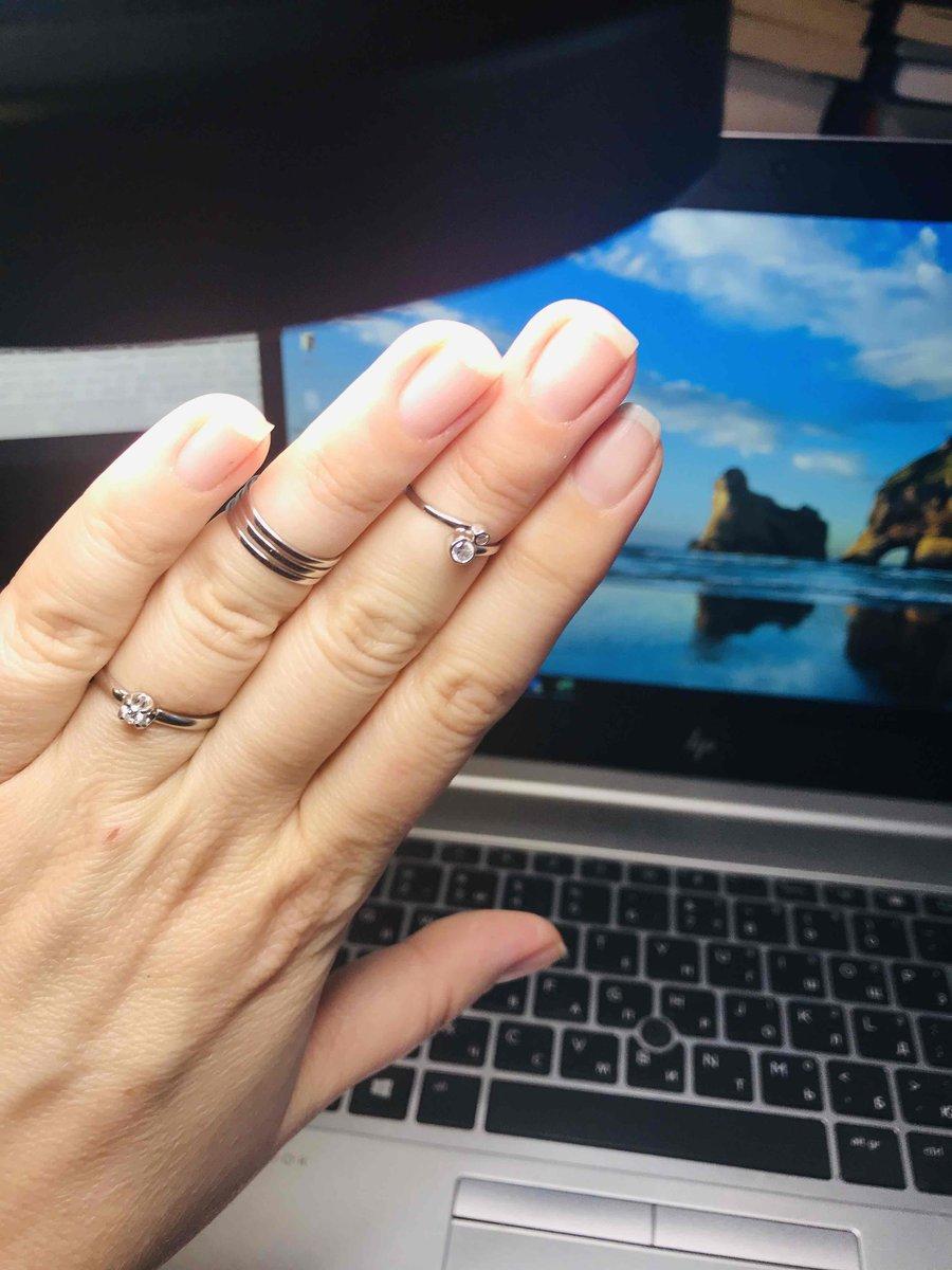 Отличное кольцо на фалангу пальца