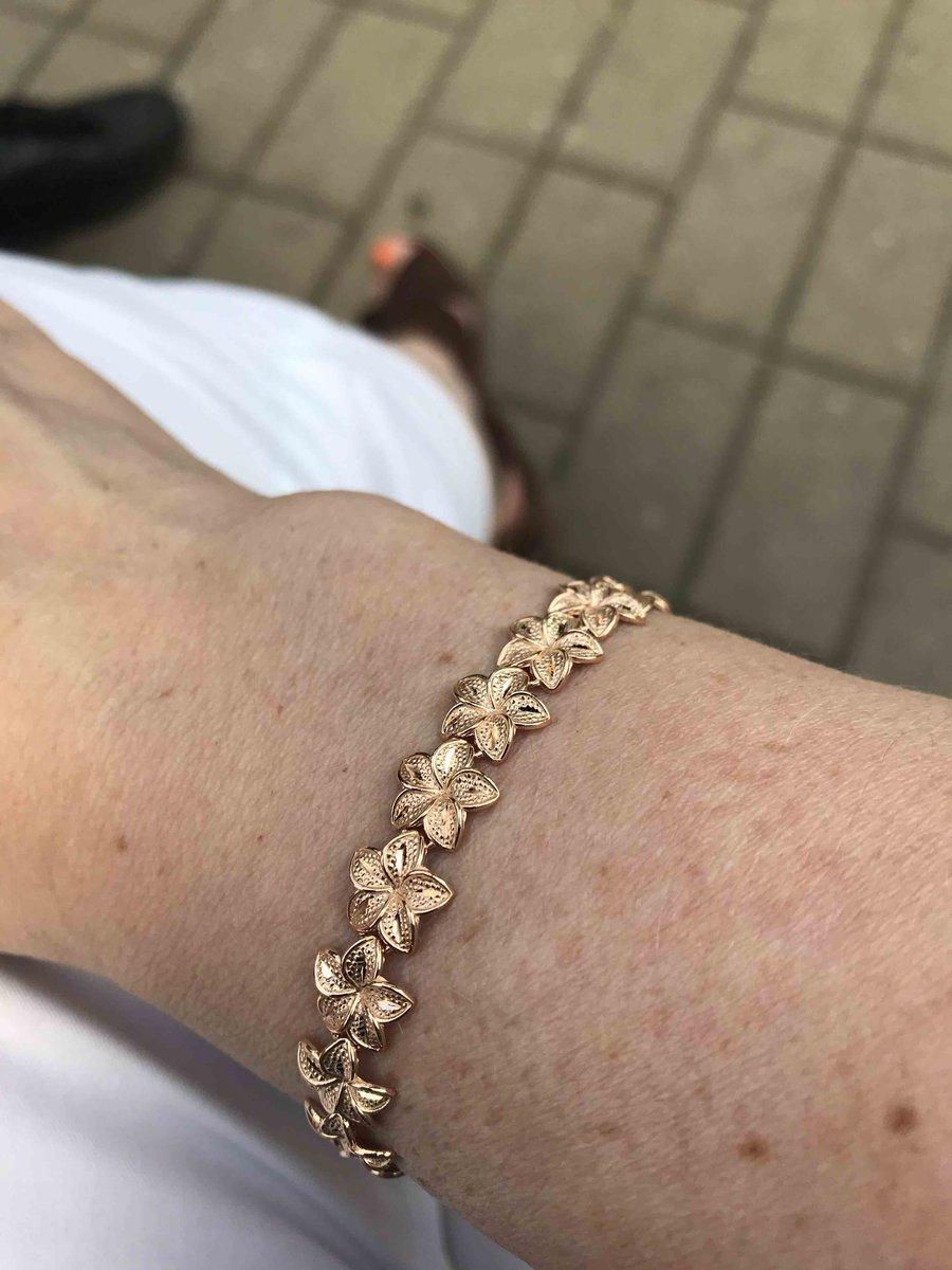 Очень нежный браслет!