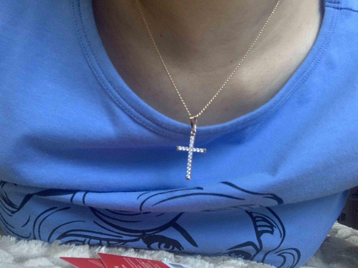 Очень симпатичный крестик