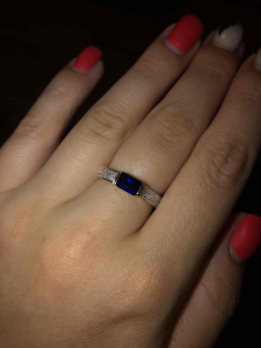 Кольцо просто восхитительное !
