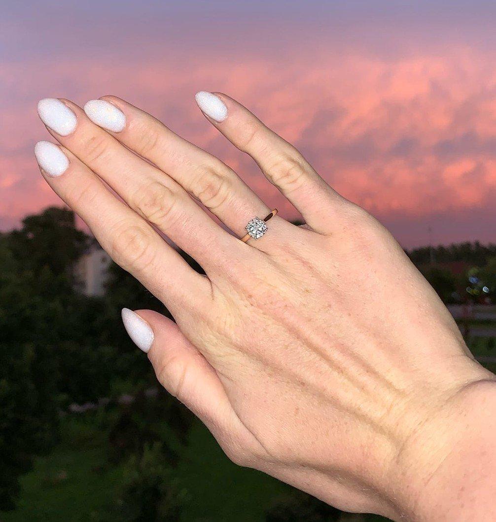 Очень красивое кольцо!)