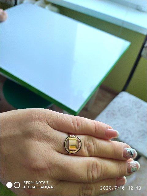 Сказать красивое кольцо, это все равно что ничего не сказать!!!!!)))))