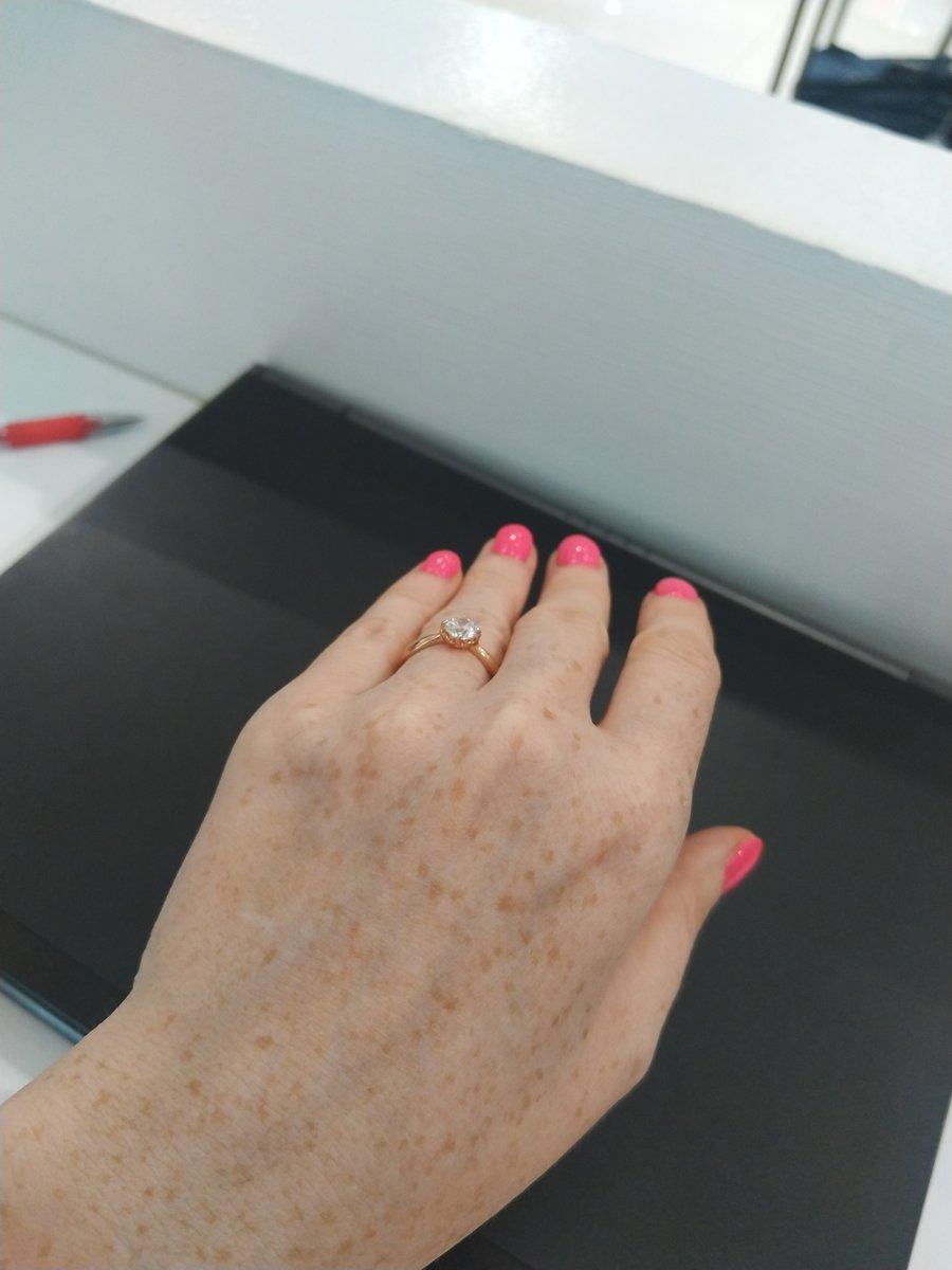 Кольцо для принцессы .