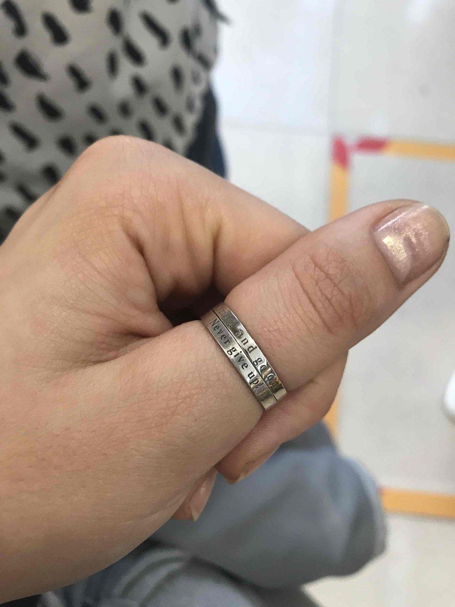 Кольца потрясающие