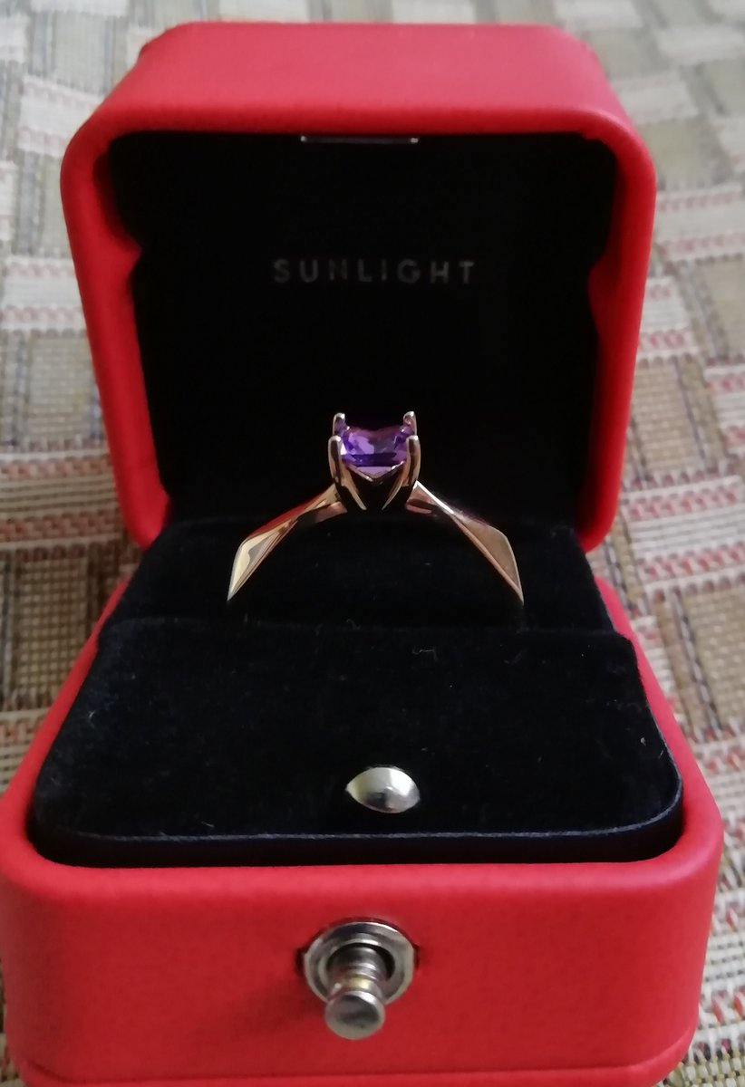 Удивительное кольцо