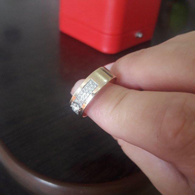 Оболденное кольцо))