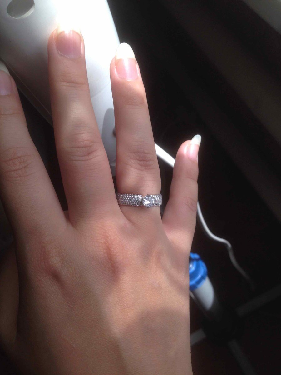 Отзыв на кольцо!