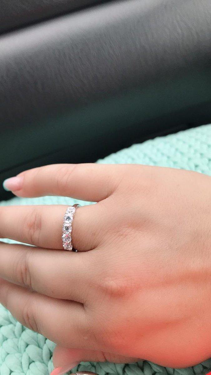 Кольцо в которое влюбилась