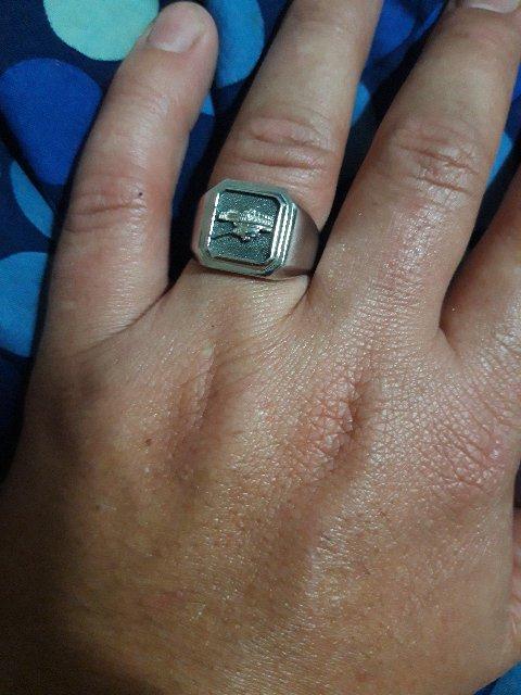 Девчонки просто супер ольга и мария помогли с выбором с размером кольца я
