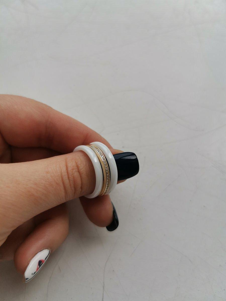 Красивое и оригинальное кольцо