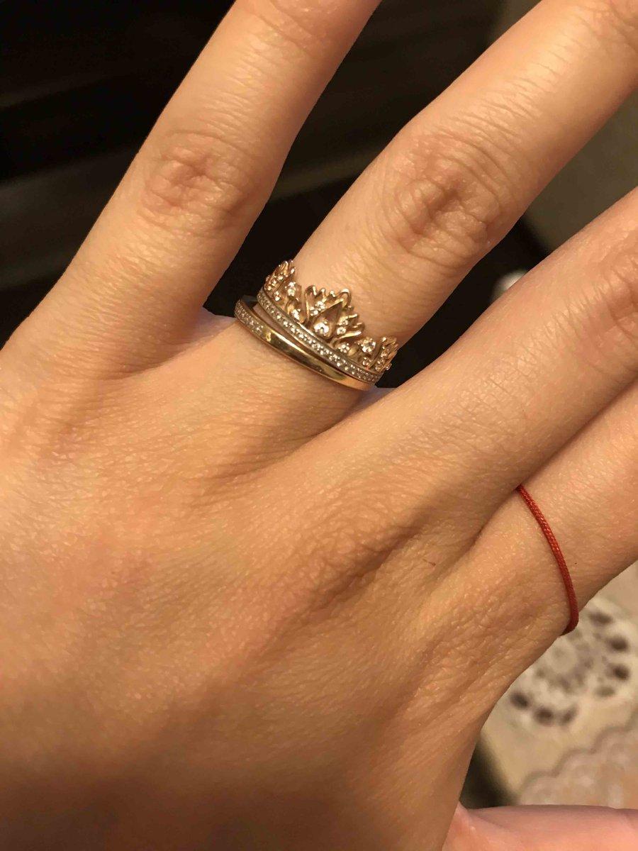 Кольцо для королев