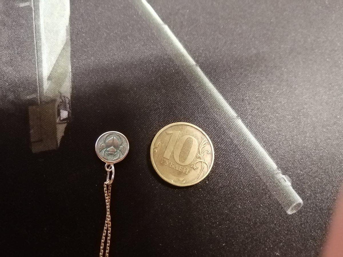 Шикарная миниатюрная подвеска