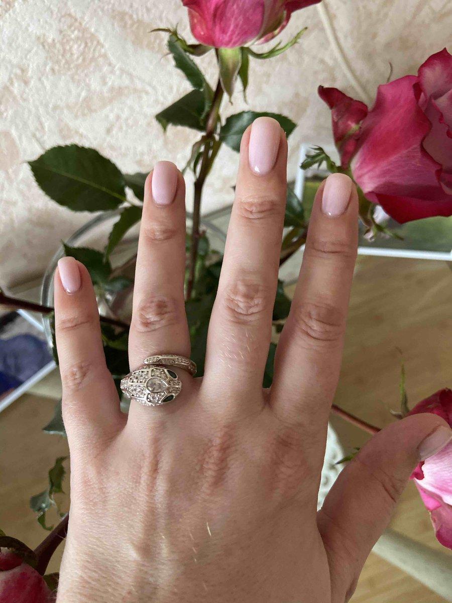 Очень эффектное кольцо