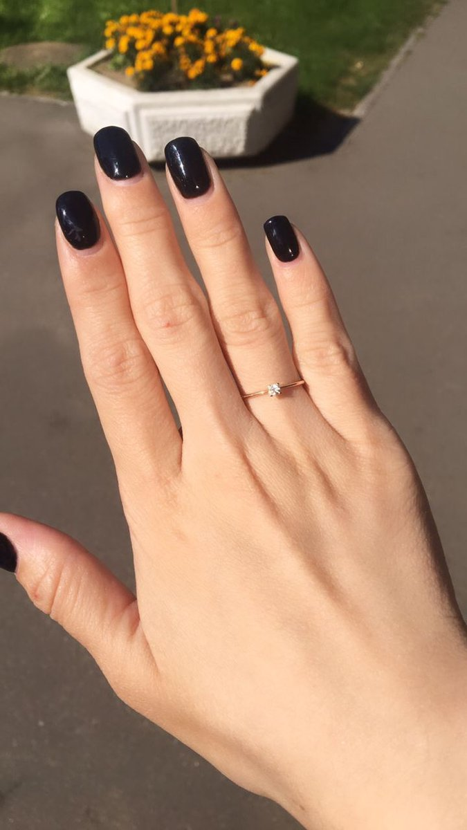 Кольцо с бриллиантом 0.8 карат