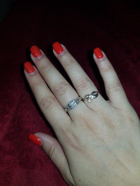 Шикарное золотое кольцо!!!!