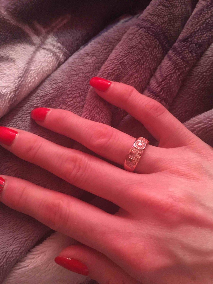 Кольцо серябряное в позолоте