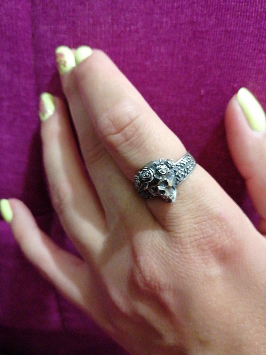 Крутецкое кольцо!)))