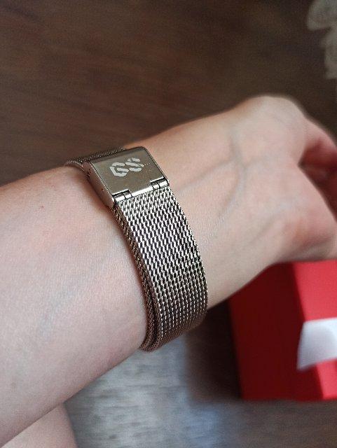 Наручные женские часы, серебро