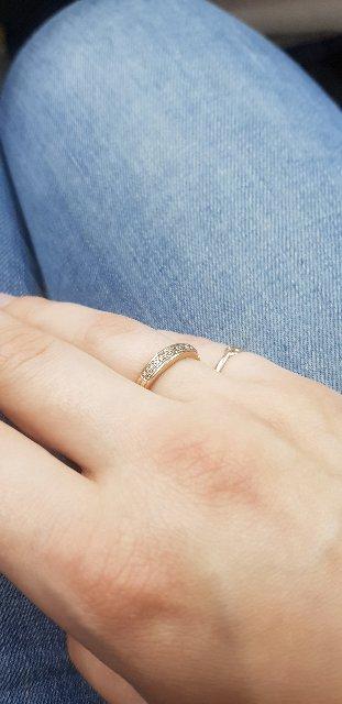 Скоро 7 лет как ношу это кольцо.