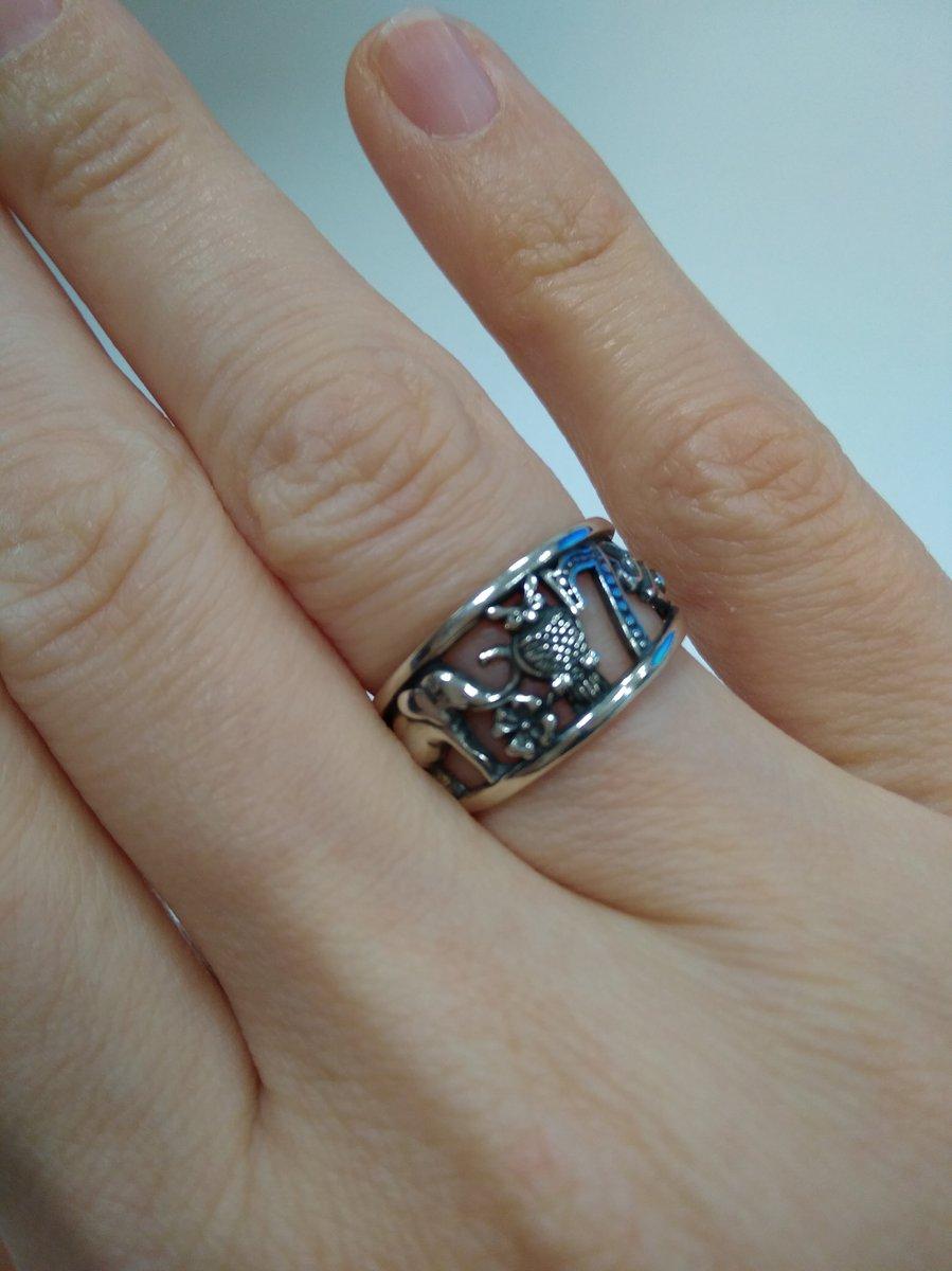 Кольцо просто прелесть!!!
