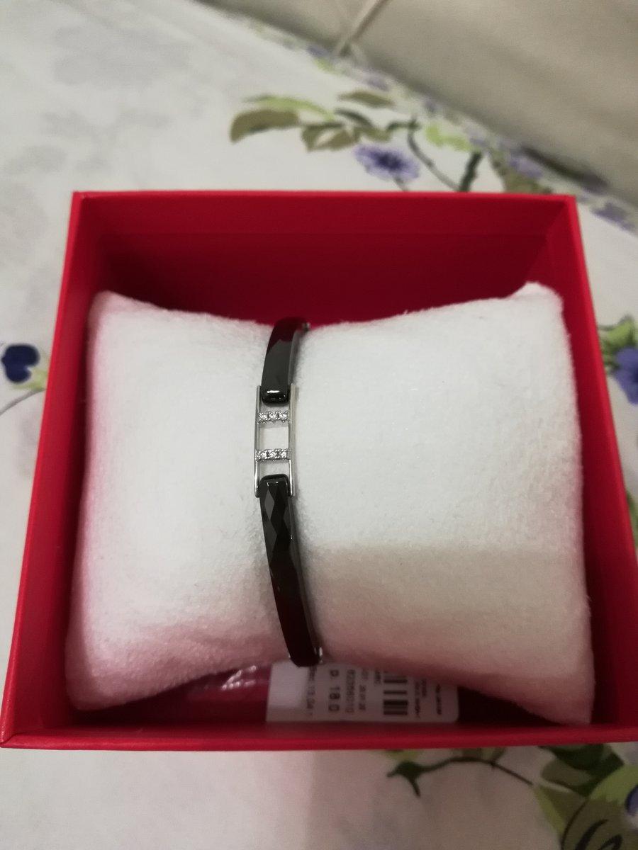 Долгожданный браслет, которого мне хватало.