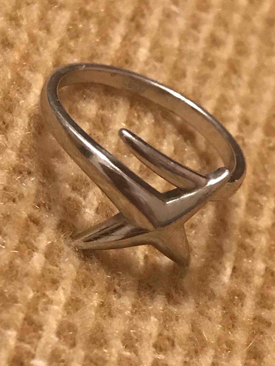 Серебряное кольцо sokolov.