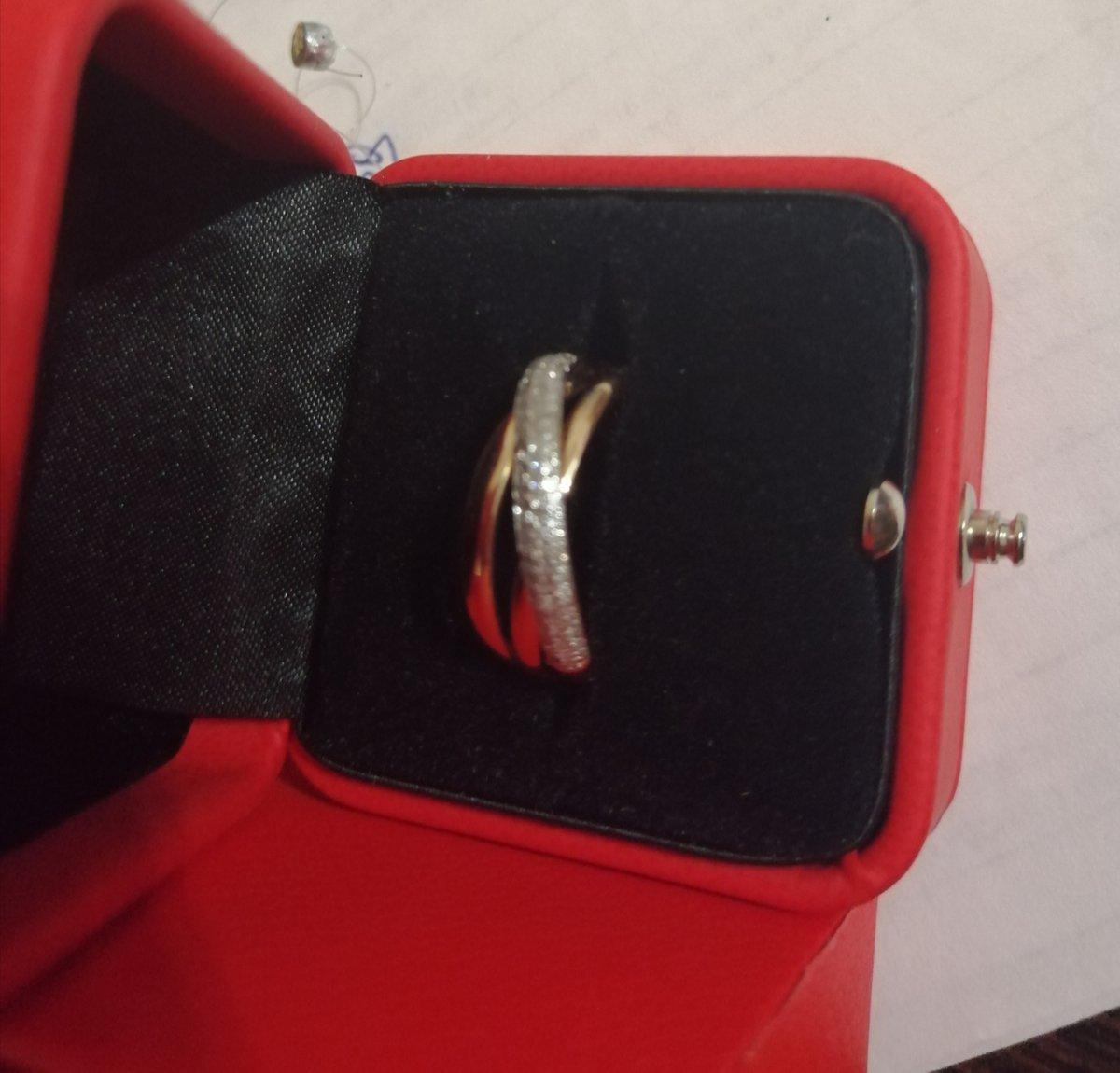 Кольцо супер, шикарное