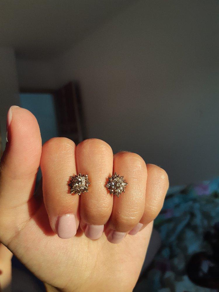 Шоколадные бриллианты)