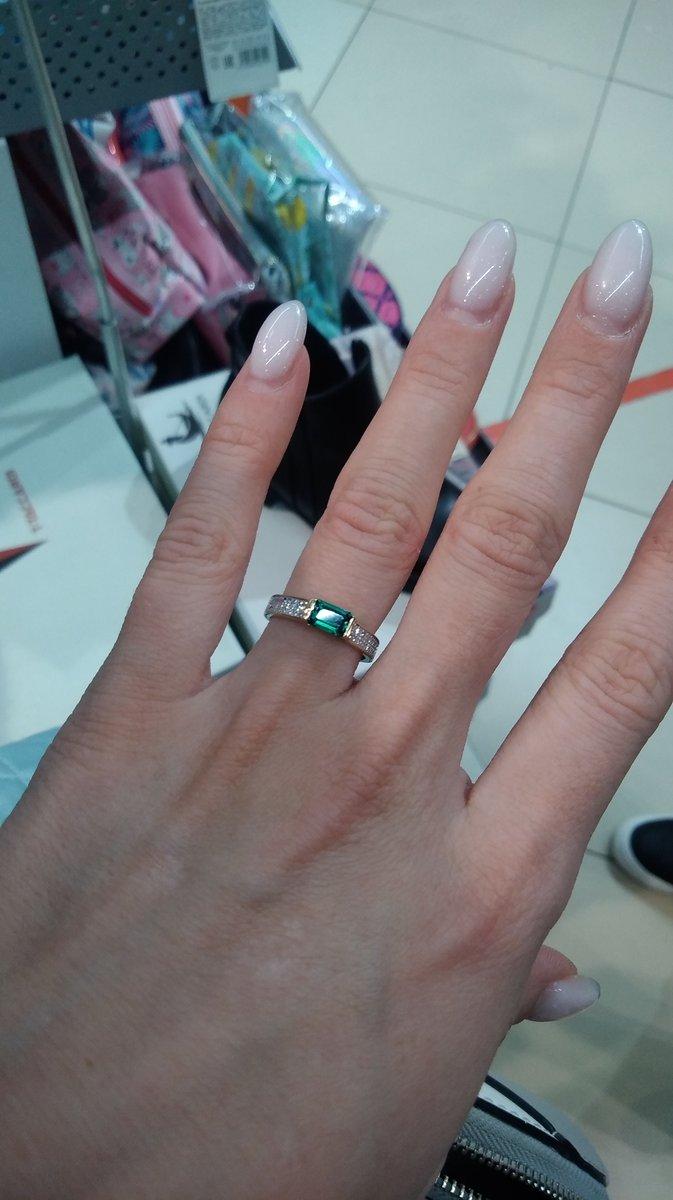 Подобрали идеально кольцо